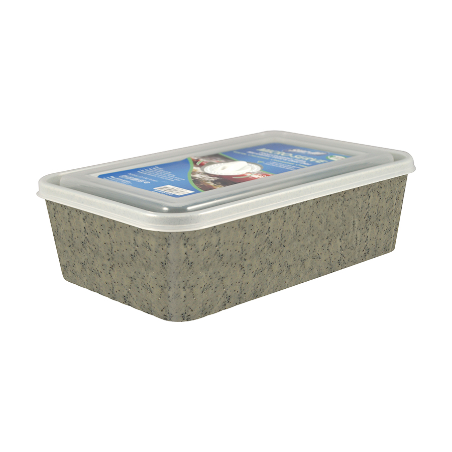 9 Cup Rectangle Micro-Serve Container