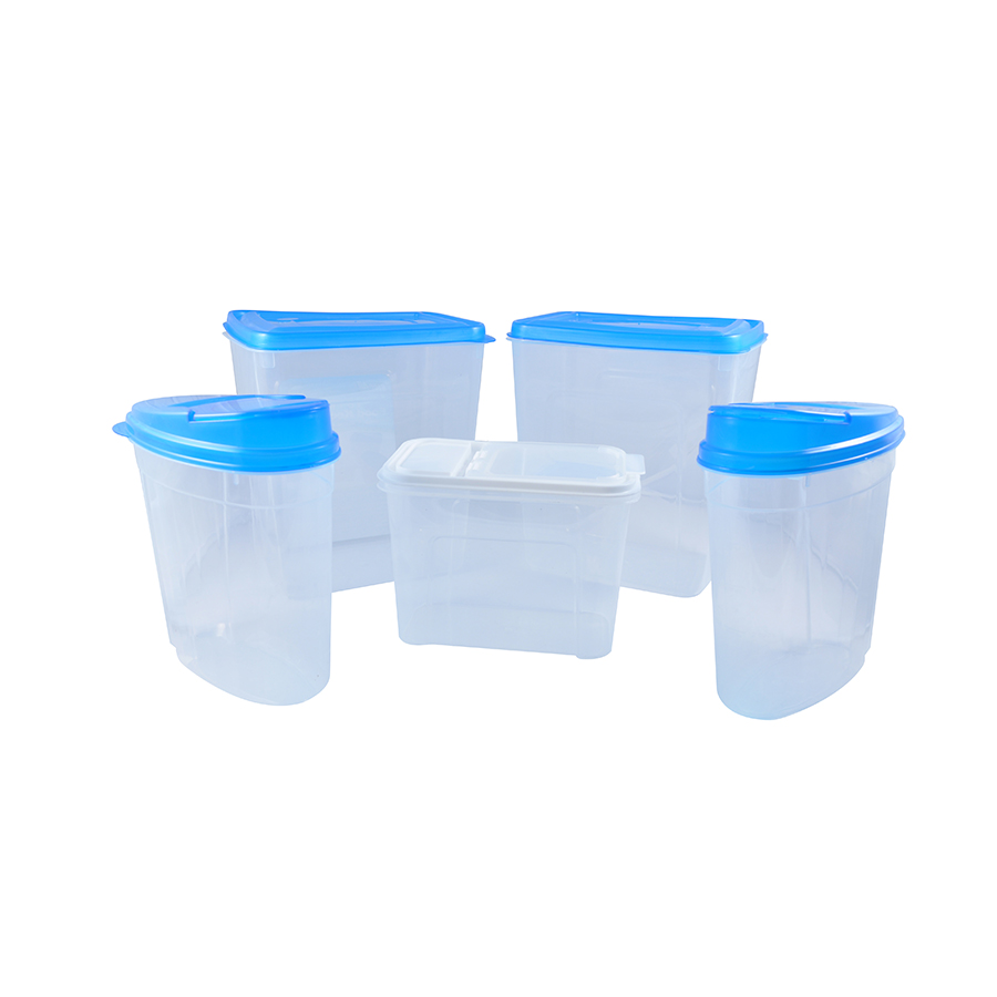 10 Piece Food Storage Set
