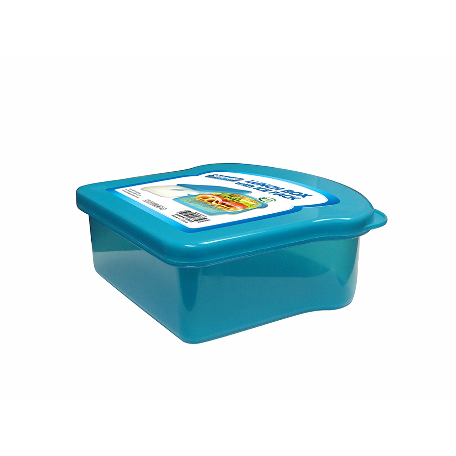 2 Piece Lunch Box w/ Ice Pack