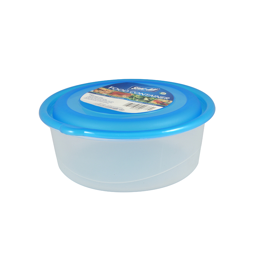 6.25 Cup Round Food Container