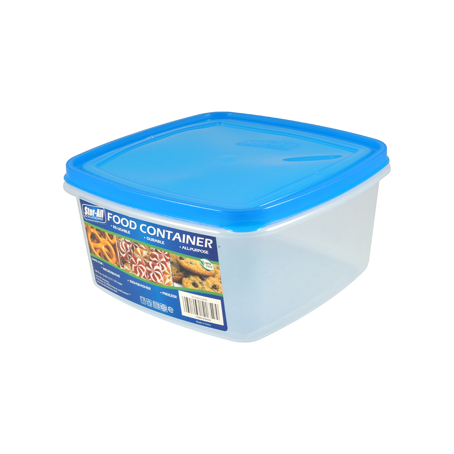 11.25 Cup Square Food Storage