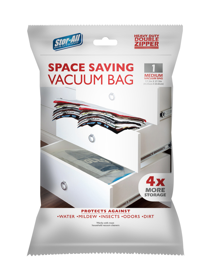 "Medium Vacuum Bag (27.5"" X 17.5"")"