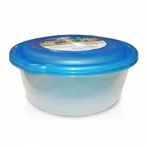 2.25 Cup Round Food Container (2 Pack)