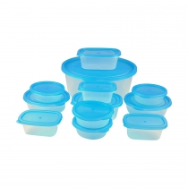 24 Piece Round Storage Set